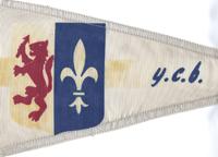 Fanion du Yacht Club Basque
